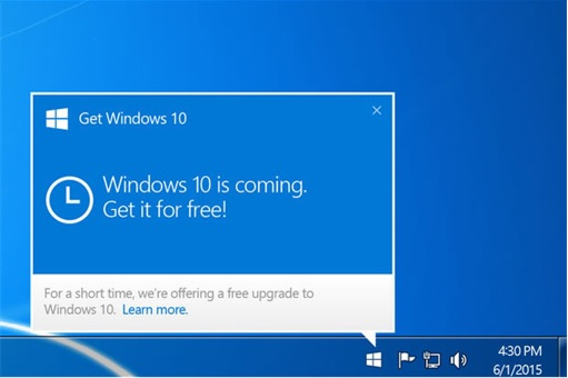 Here's How To Get Windows 10 Upgrade – FREE For Life