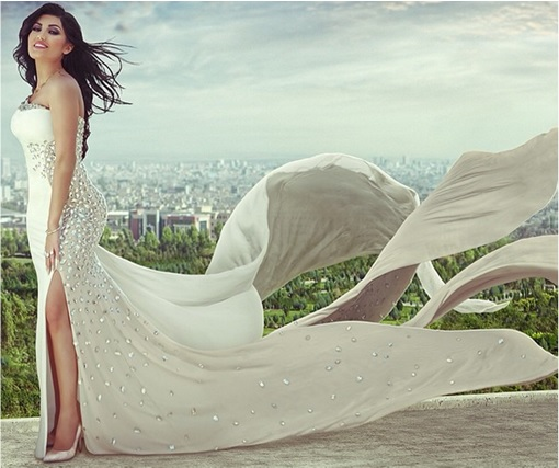 Helan Abdulla - Helly Luv - Long Gown