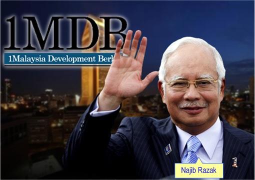 Malaysian Ringgit Toast - Najib Razak 1MDB Scandal