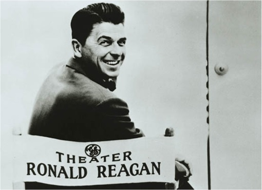 Ronald Reagan As An Actor