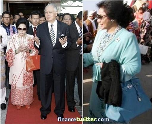Rosmah Mansor - Auntie Rosy - Hermès Birkin Bags - 4