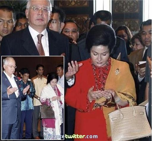 Rosmah Mansor - Auntie Rosy - Hermès Birkin Bags - 5