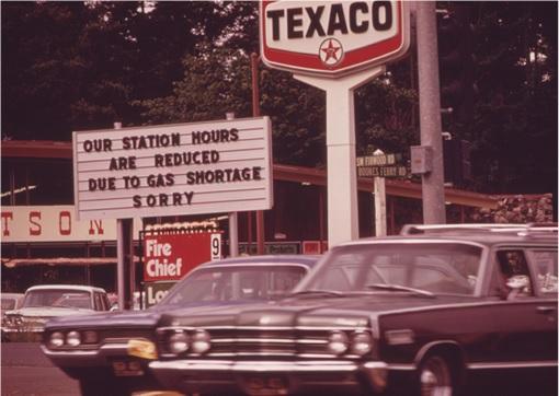 Saudi Arabia-led Embargo on USA - 1973 - Oil Crisis