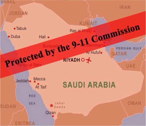 September 11 - 911 Attacks USA - Saudi Arabia Protected by 911 Commission