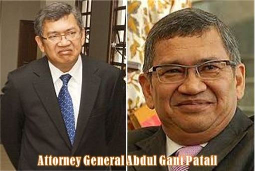 Attorney General Abdul Gani Patail