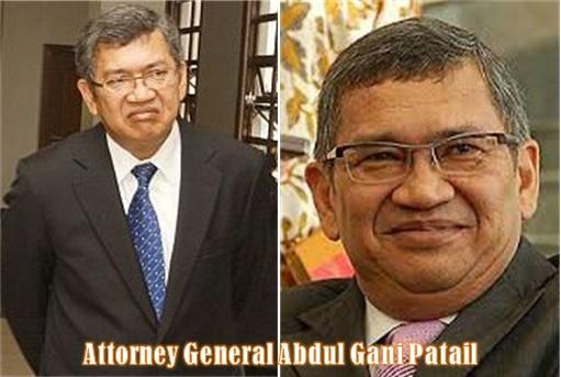 Attorney General Abdul Gani Patail