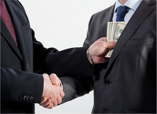 Fitch Ratings - Corruption Bribery Kickbacks