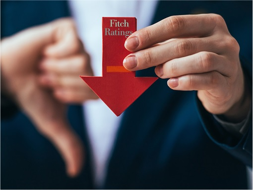 Fitch Ratings - Thumbs Down