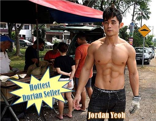 Jordan Yeoh - Hottest Durian Seller