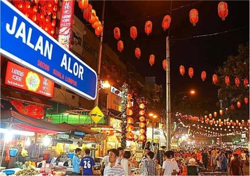 Low Yat Riot - Jalan Alor