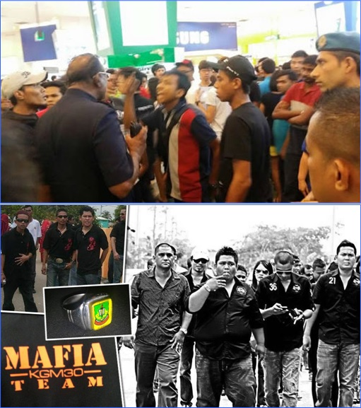 Low Yat Riot - Thugs and Pekida Extreme Organisation