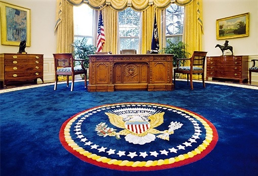 President of the United States - Oval Office