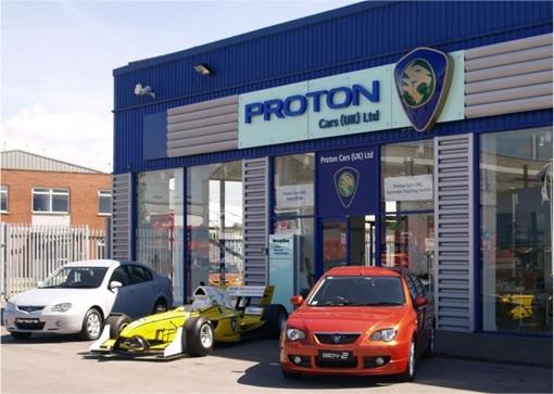 Proton UK Sales Office