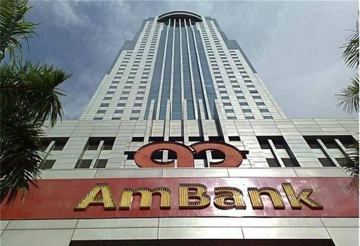 1MDB Scandal - Ambank Building