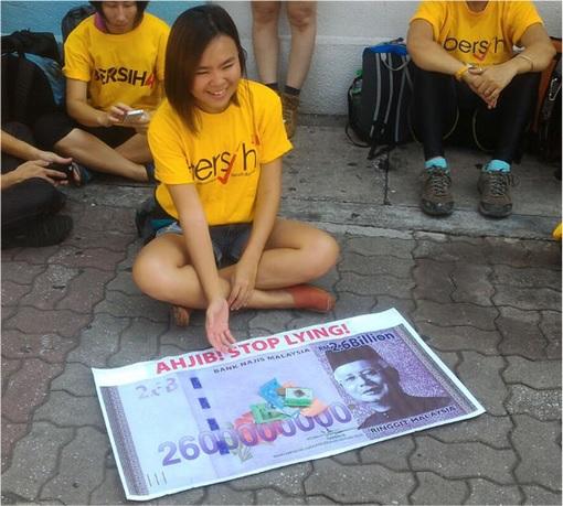 Bersih 4.0 - Charming and Creative Photo - Stop Lying