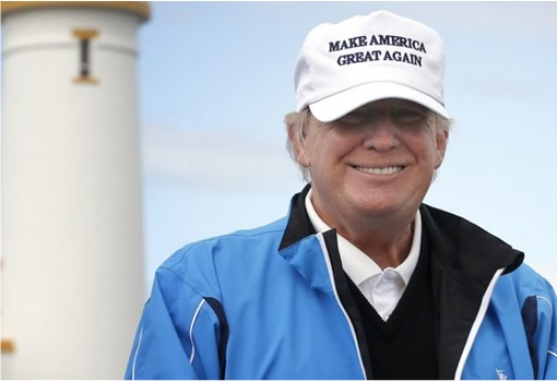 Donald Trump - Cap Make America Great Again