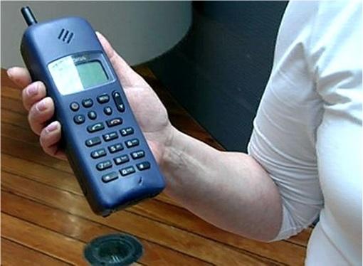 Nokia Phone in 1990s