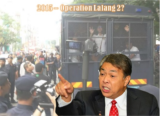 Beware!! Operation Lalang 2.0 Crackdown Could Be Launched