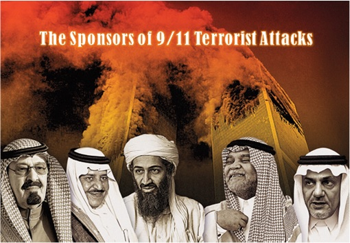 September 11 - 911 Attacks USA - Saudi Arabia Sponsors Funding