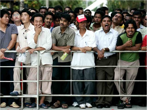 Singapore Foreign Workers