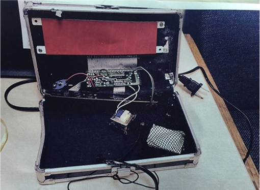 Ahmed Mohamed Bomb Lookalike Clock