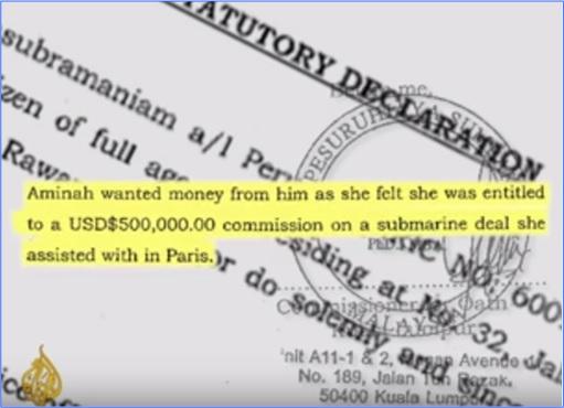 Altantuya Murder - Al-Jazeera - Altantuya Wanted USD500000