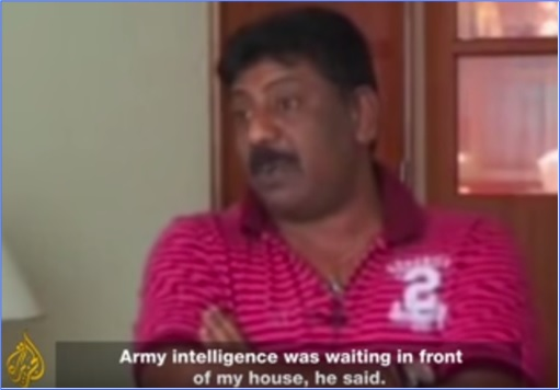 Altantuya Murder - Balasubramaniam - Military Intelligence Was Waiting