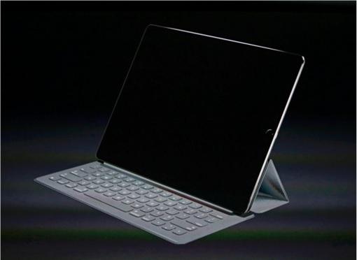 Apple iPad Pro - Keyboard Revealed