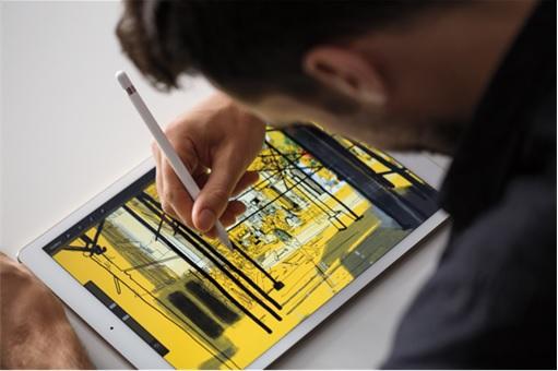 Apple iPad Pro - Using Pencil