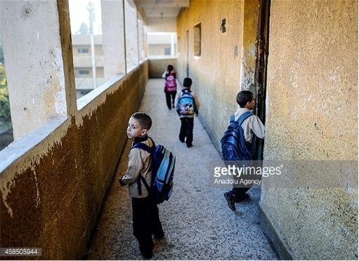 Egypt Poor School