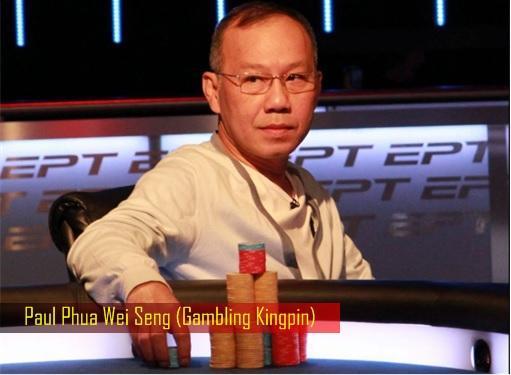 Gambling Kingpin Phua Wei Seng