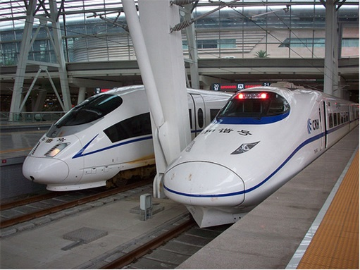 Indonesia High Speed Train Project - China High Speed Train