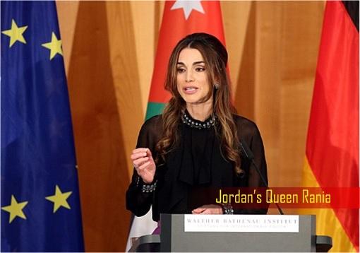 Jordan Queen Rania