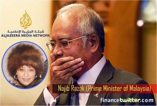 Najib Razak Worry Sad - Al Jazeera Exposed Altantuya Murder
