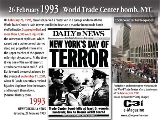 Pablo Escobar - 1993 World Trade Center Bombing