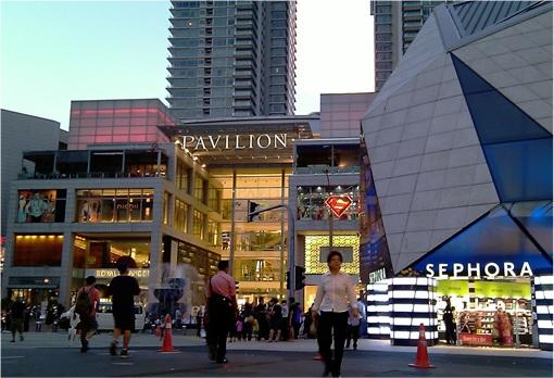 Pavilion Kuala Lumpur Shopping Mall
