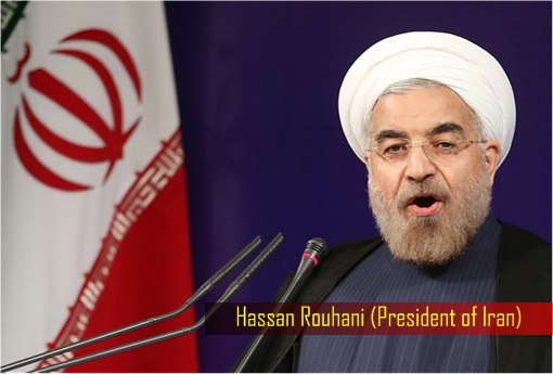President of Iran - Hassan Rouhani