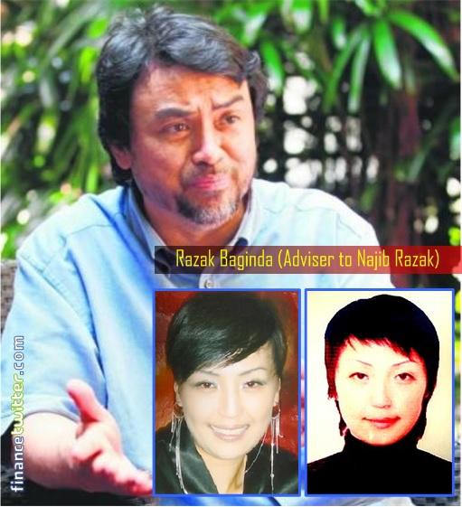 Razak Baginda - Altantuya Shariibuu Inset - Murdered