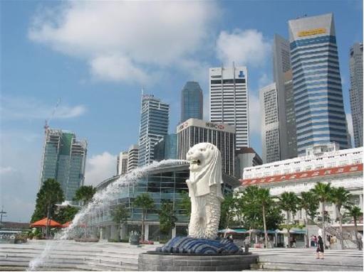 Singapore Landmark - Lion