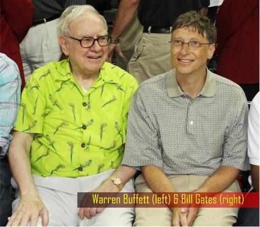 Terror Group Al-Qaeda Target - Bill Gates and Warren Buffett