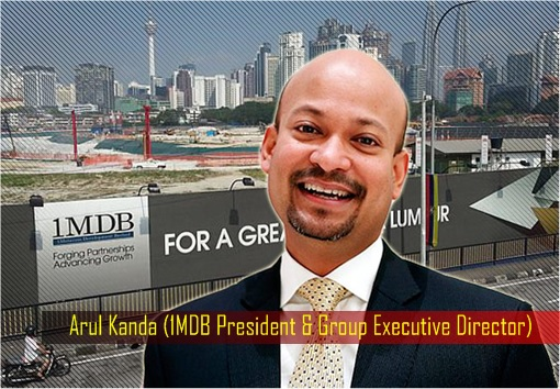 Arul Kanda - 1MDB President and Group Executive Director