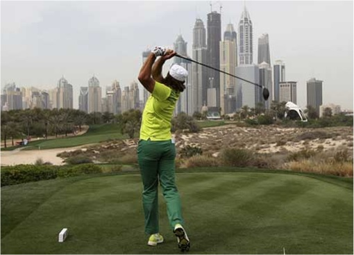 China Anti Corruption - Golfing is Banned