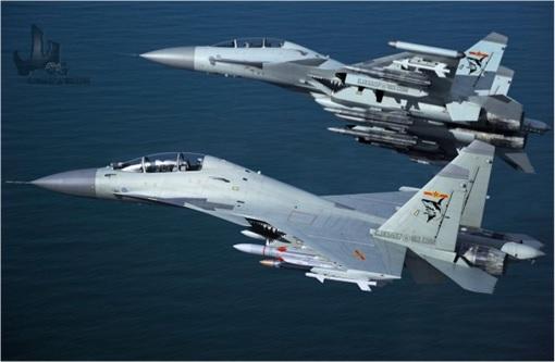 China  Shenyang J-15 Jet Fighters