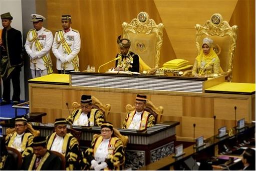 Democracy - Malaysia Parliament