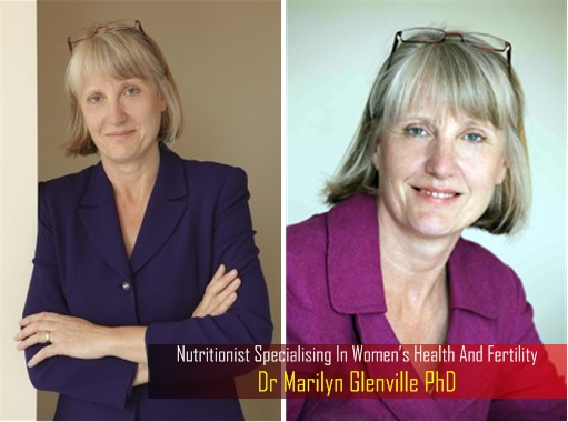 Dr Marilyn Glenville PhD - Nutritionist Specialising In Women's Health And Fertility