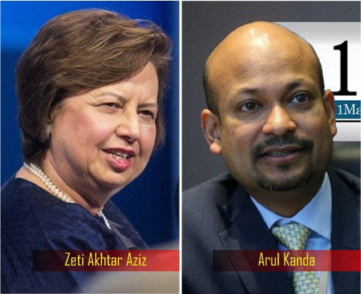 Dr. Zeti Akhtar Aziz