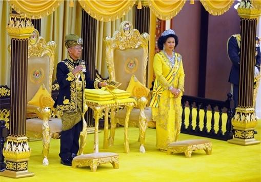 Malaysia Agong - King