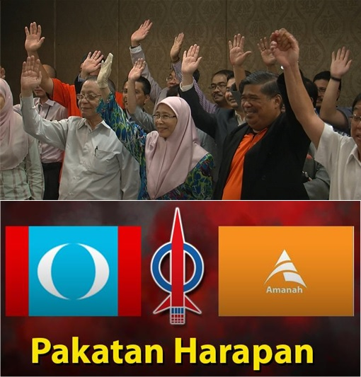 Pakatan Harapan - Opposition New Pact