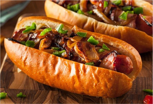 Processed Meat Causing Cancer - Hot Dog