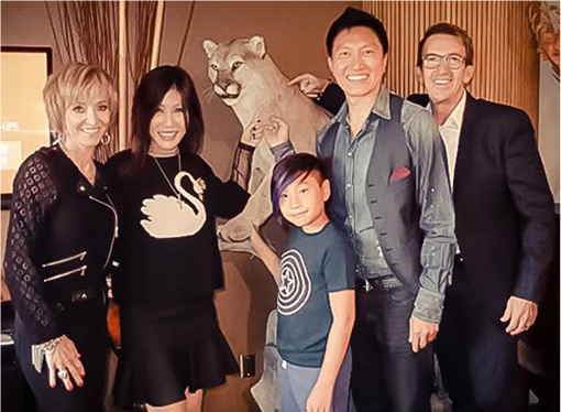 Singapore City Harvest Church - founder Kong Hee and wife Sun Ho - Posed with Dead Cat
